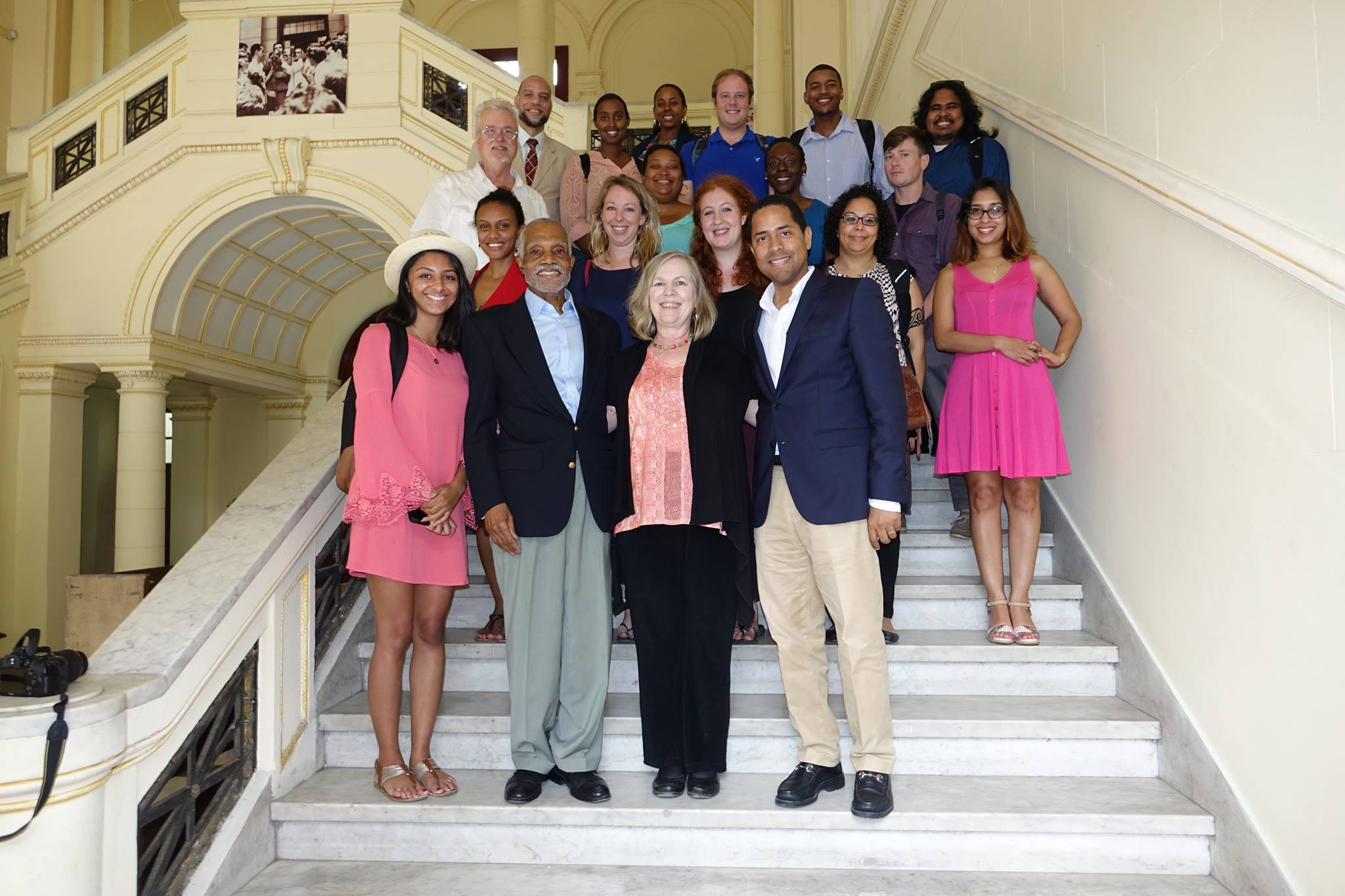 Cuba trip with UDC